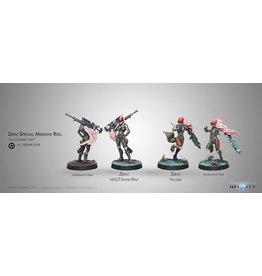 Corvus Belli Zerat Special Missions Reg. (MULTI Sniper/Hacker)