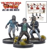 Mantic Games The Walking Dead: Julie & Chris Booster