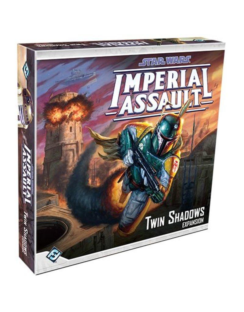 Fantasy Flight Games Star Wars Imperial Assault: Twin Shadows Expansion