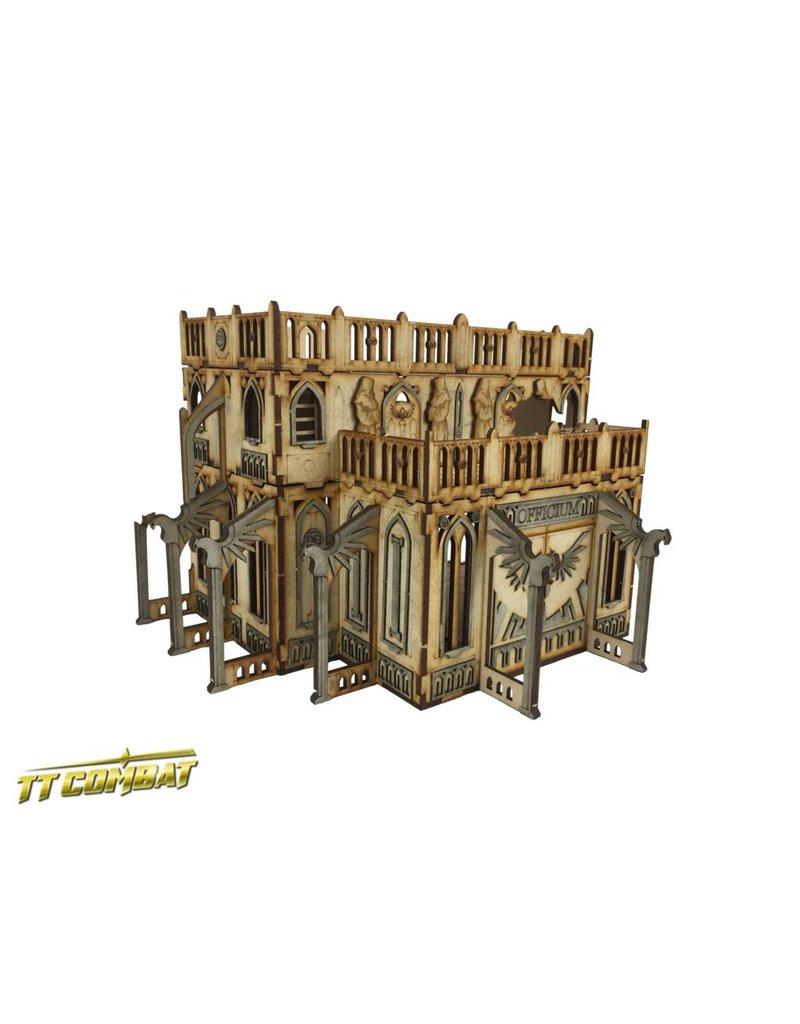 TT COMBAT Gothic Ruined Officium