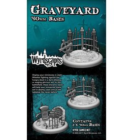 Wyrd Graveyard 40MM