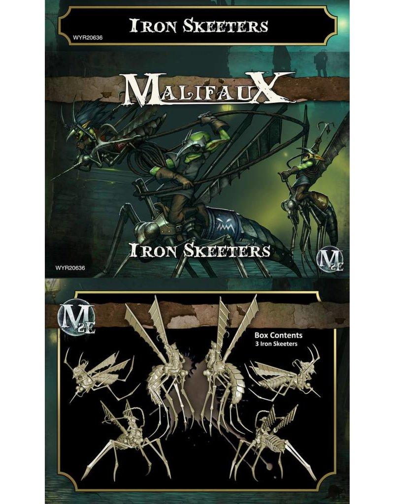 Wyrd Gremlins Iron Skeeters Box Set 2nd Edition