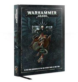 Games Workshop Warhammer 40k Rulebook (8th Ed) (HB)
