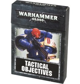 Games Workshop Tactical Objective Cards