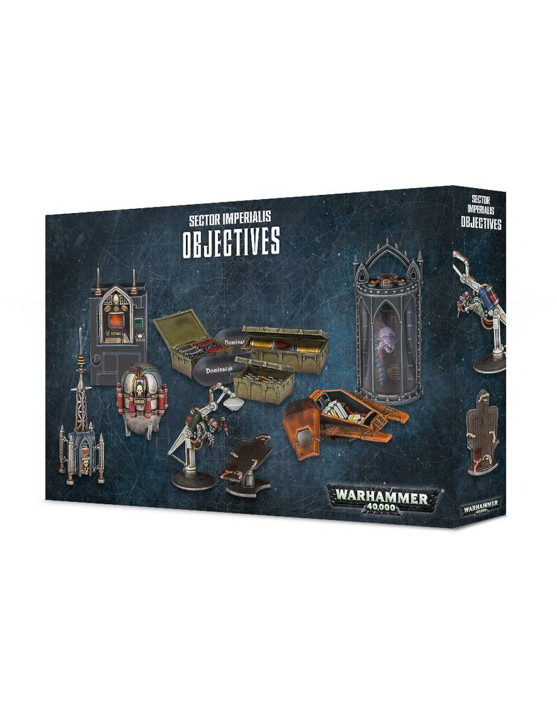 Citadel Sector Imperialis: Objectives