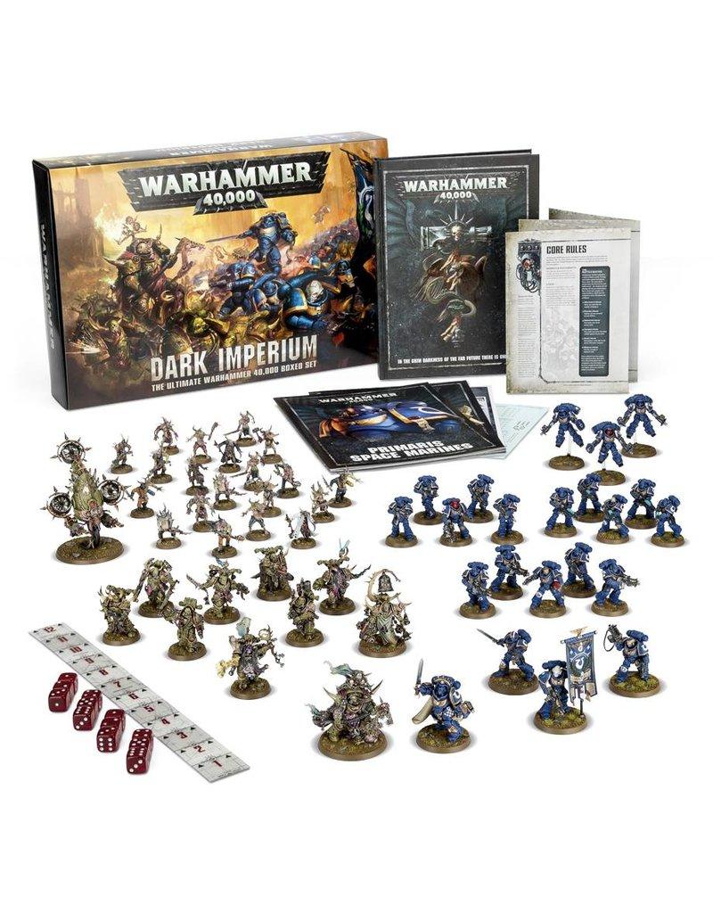Games Workshop Warhammer 40000: Dark Imperium (EN)