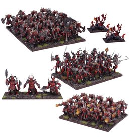 Mantic Games Forces of the Abyss Army (Re-pack)