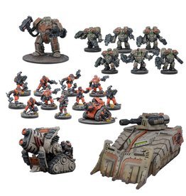 Mantic Games Forge Father Reserve Force