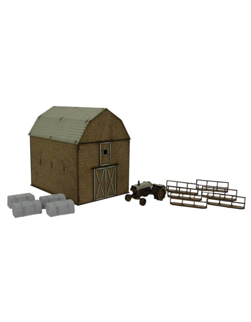 Mantic Games The Walking Dead: Greene Family Farm MDF Kit