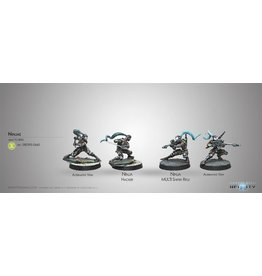 Corvus Belli Ninjas (MULTI Sniper/Hacker)