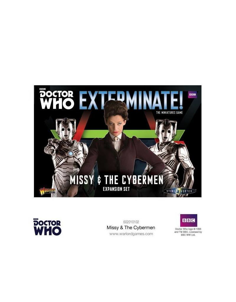 Warlord Games Cybermen & Missy Expansion Set