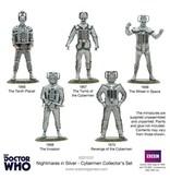 Warlord Games Nightmares in Silver: Cybermen Collectors set