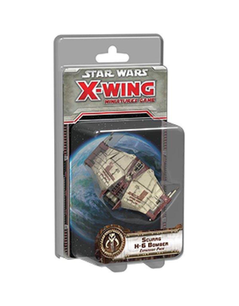 Fantasy Flight Games Star Wars X-Wing: Scurgg H-6 Bomber Expansion Pack