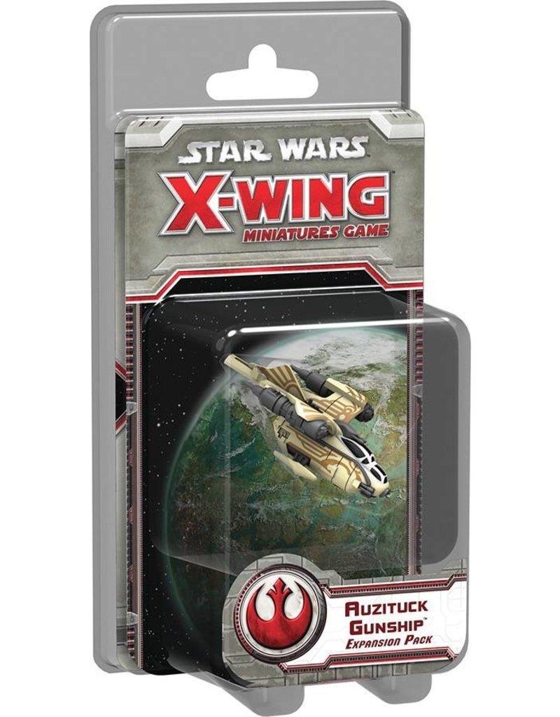 Fantasy Flight Games Star Wars X-Wing: Auzituck Gunship Expansion Pack