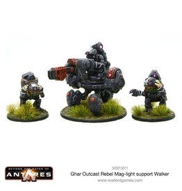 Warlord Games Ghar Outcast Mag-light support Walker