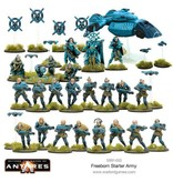 Warlord Games Freeborn Starter Army Box Set