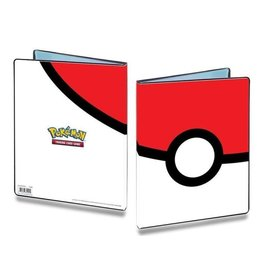 Pokemon Pokeball Portfolio (4-Pocket) for Pokemon
