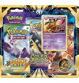 Pokemon Giratina 3-Pack Blister: Pokemon TCG