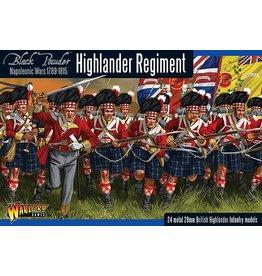 Warlord Games Highlanders Regiment