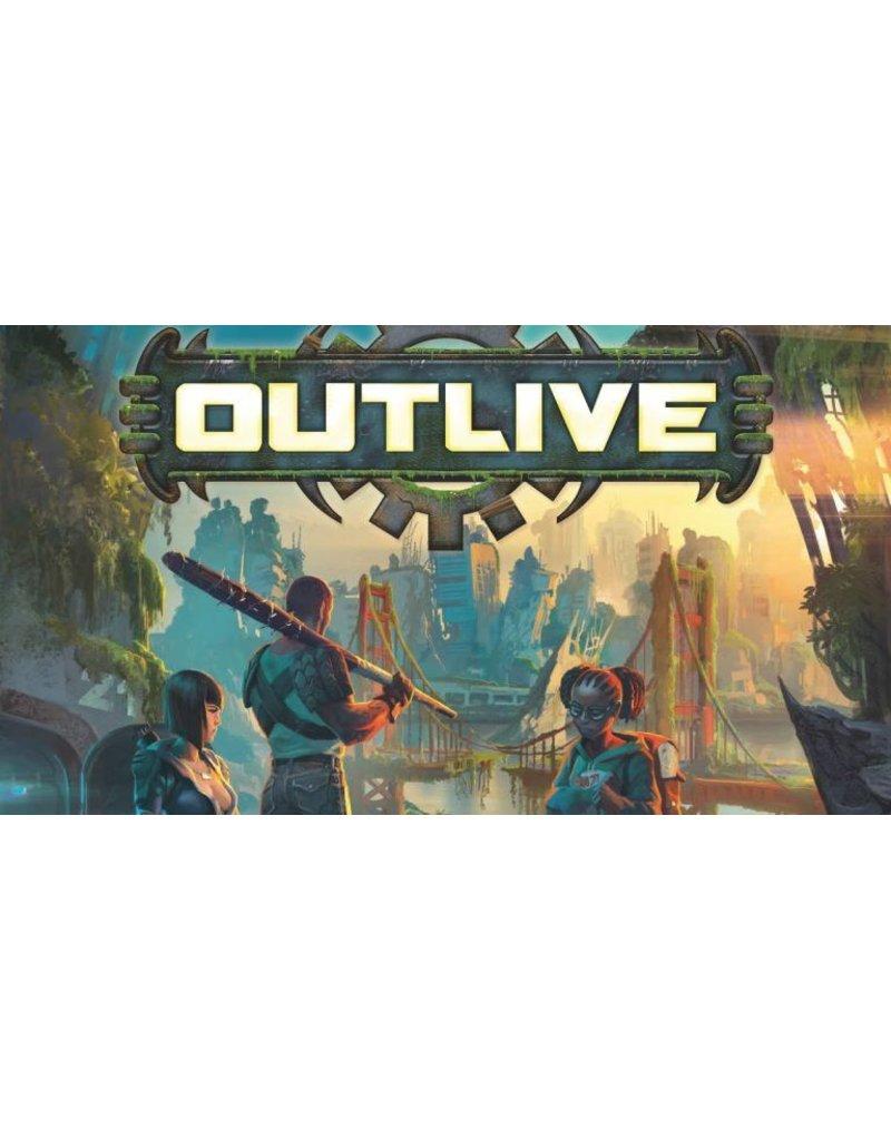 La boite de jeu  Outlive