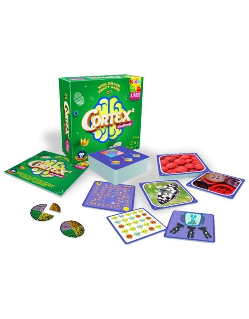 Asmodee Games Cortex Challenge Kids 2