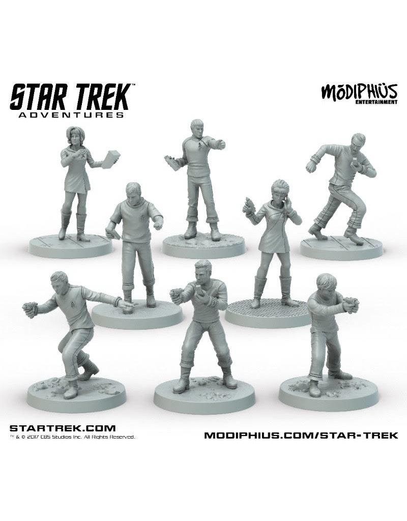 Modiphius Entertainment Star Trek Adventures: The Original Series 32mm Miniatures