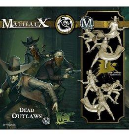 Wyrd Dead Outlaws 2nd Edition