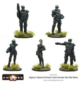 Warlord Games Special Division Commander Ess Ma Rahq