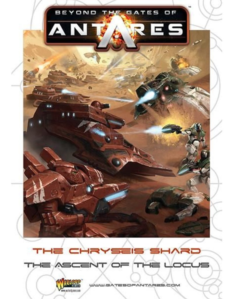 Warlord Games The Chryseis Shard – Ascent of the Locus