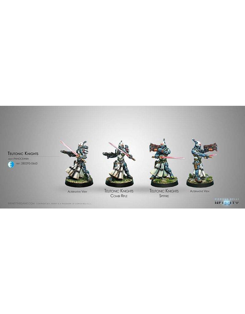 Corvus Belli Panoceania Teutonic Knights (Spitfire/Combi Rifle) Blister Pack