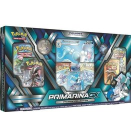 Pokemon Primarina- GX Premium Collection: Pokemon TCG