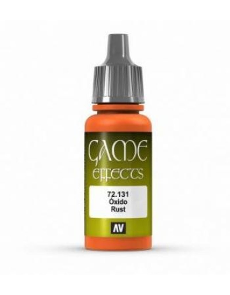 Vallejo Game Effects – Rust 17ml