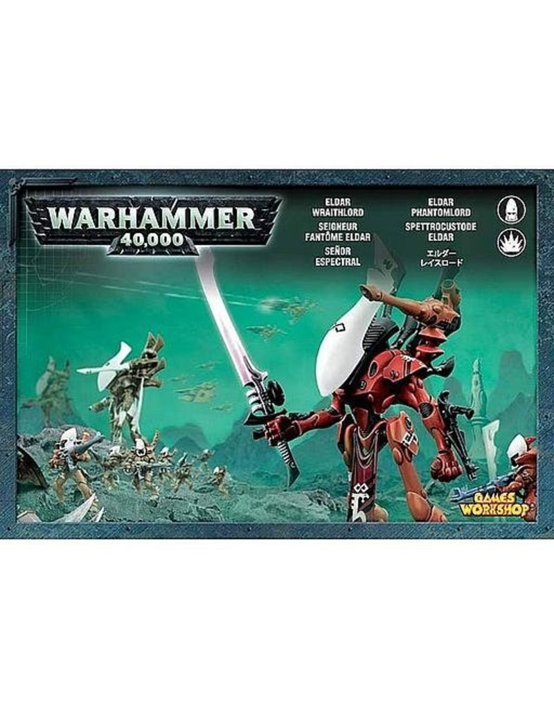 Games Workshop Craftworld Eldar Wraithlord