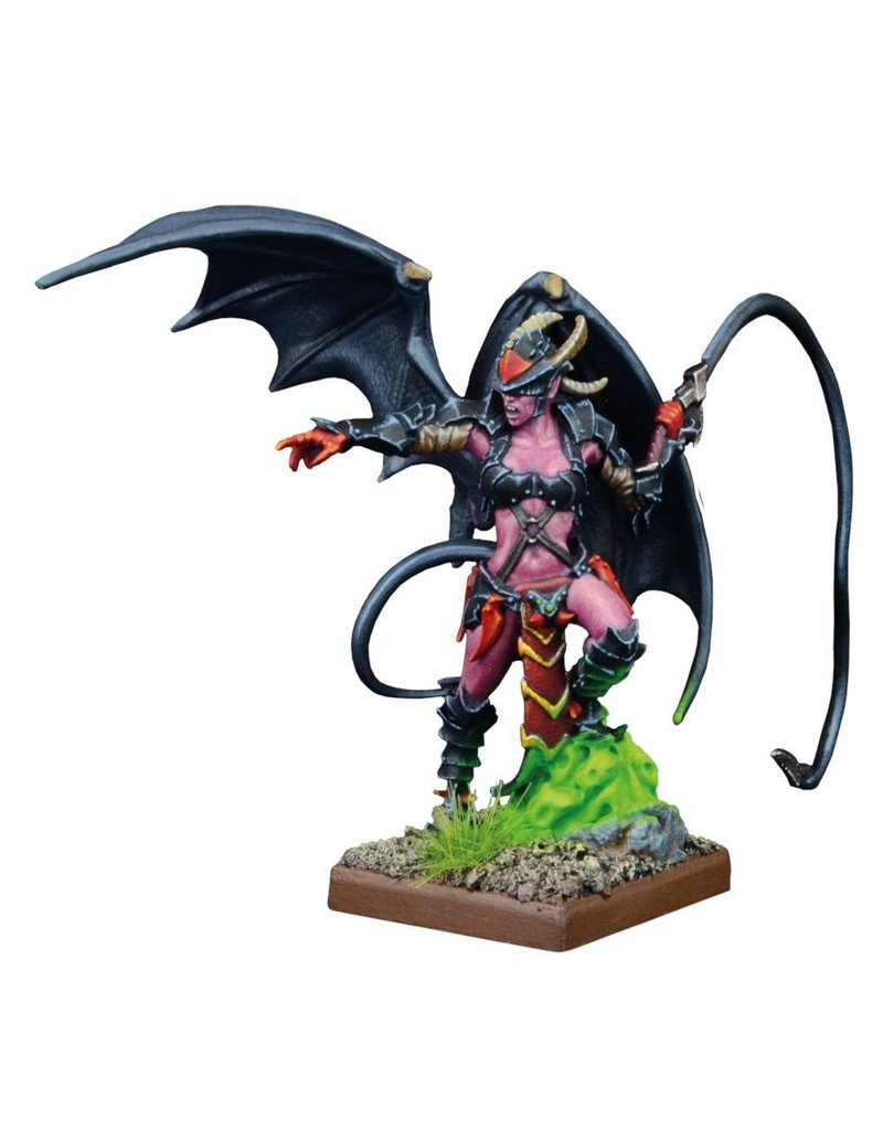 Mantic Games Forces of the Abyss: Mau'ti-bu-su, Abyssal Temptress