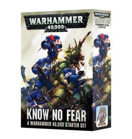 Games Workshop Warhammer 40k: Know No Fear