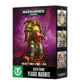 Games Workshop ETB: Death Guard Plague Marines