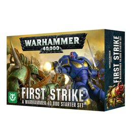 Games Workshop Warhammer 40k: First Strike