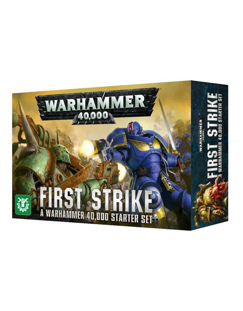 Warhammer 40000: First Strike (EN)