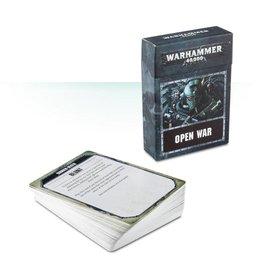 Games Workshop Warhammer 40k: Open War Cards (EN)