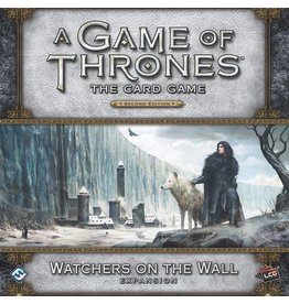 Fantasy Flight Games Watchers on the Wall: A Game of Thrones LCG 2nd Ed. Deluxe Exp.