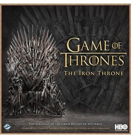 Fantasy Flight Games The Iron Throne: HBO Game of Thrones