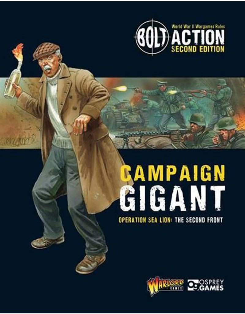 Warlord Games Operation Gigant Operation Sea-Lion Part 2