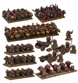 Mantic Games Dwarf Mega Army (Re-pack)
