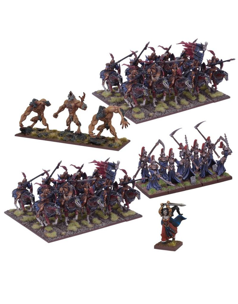 Mantic Games Undead: Elite Army (Re-pack)