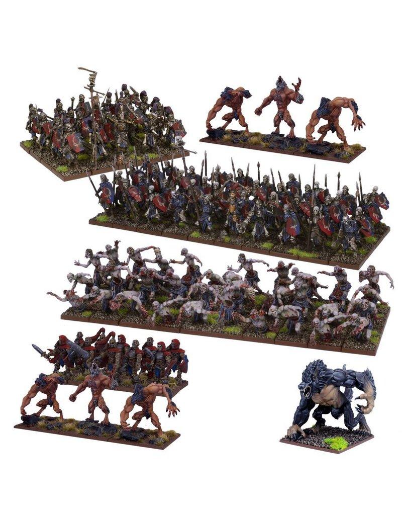 Mantic Games Undead: Mega Army (Repack)