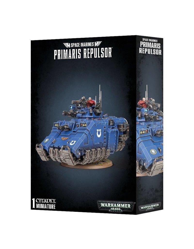 Games Workshop Space Marines Primaris Repulsor Tank