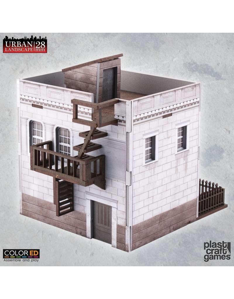Plastcraft City Building