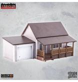 Plastcraft Suburban House