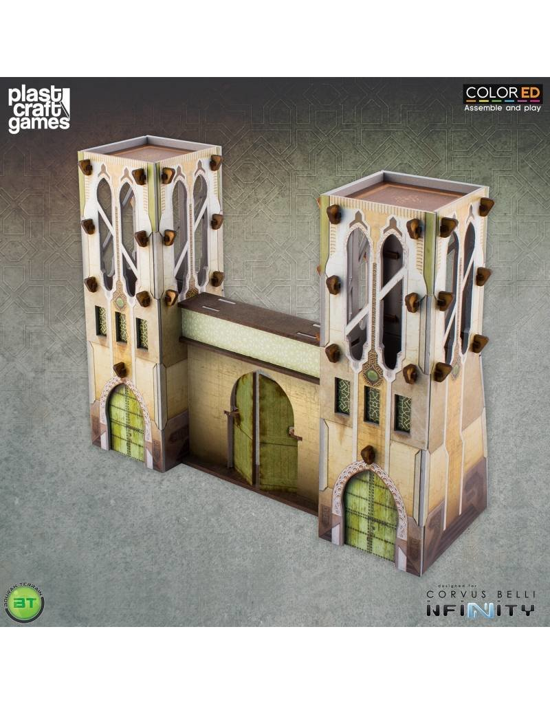 Plastcraft Bourak City Gate