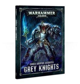 Games Workshop Codex: Grey Knights (HB) (8th)